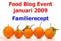 Foodblog event januari 2009: familirecept